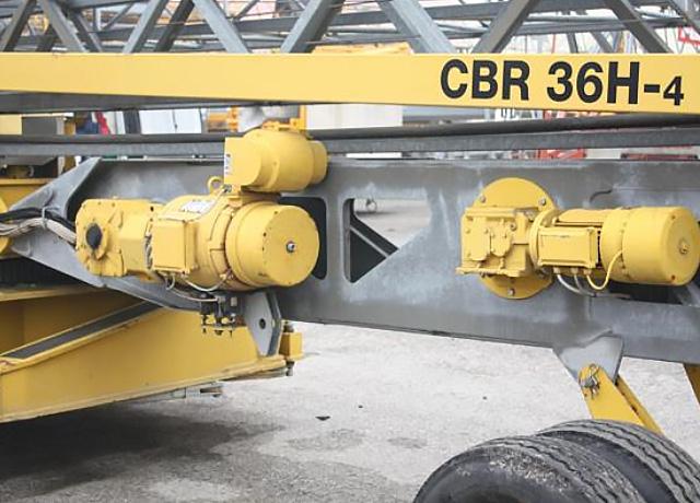 25-GRU AUTOMONTANTE TEREX COMEDIL CBR 36H-4-2