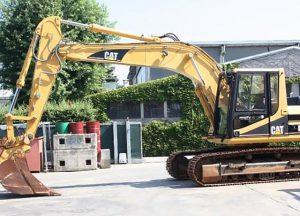 Escavatore cingolato Caterpillar 318 BLN – VENDUTO / SOLD