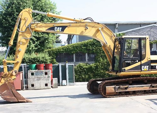 Escavatore cingolato Caterpillar 318 BLN – VENDUTO / SOLD