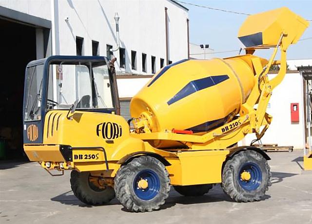 35-MIXER FIORI DB 250S-2