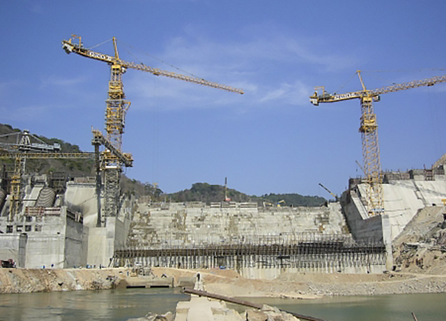 MD Topbelt Tower cranes
